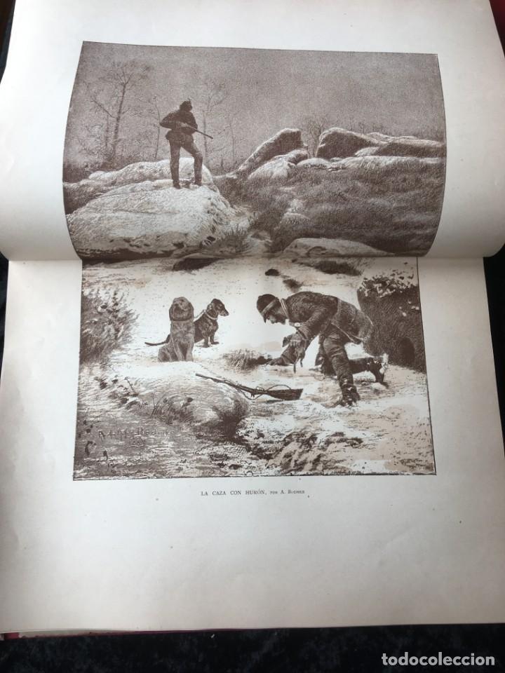Libros antiguos: LA CAZA EN TODOS LOS PAISES Y A TRAVES DE LOS SIGLOS - CAMPWELL - 1886 - MUY ILUSTRADO - 4 TOMOS - Foto 23 - 155512942