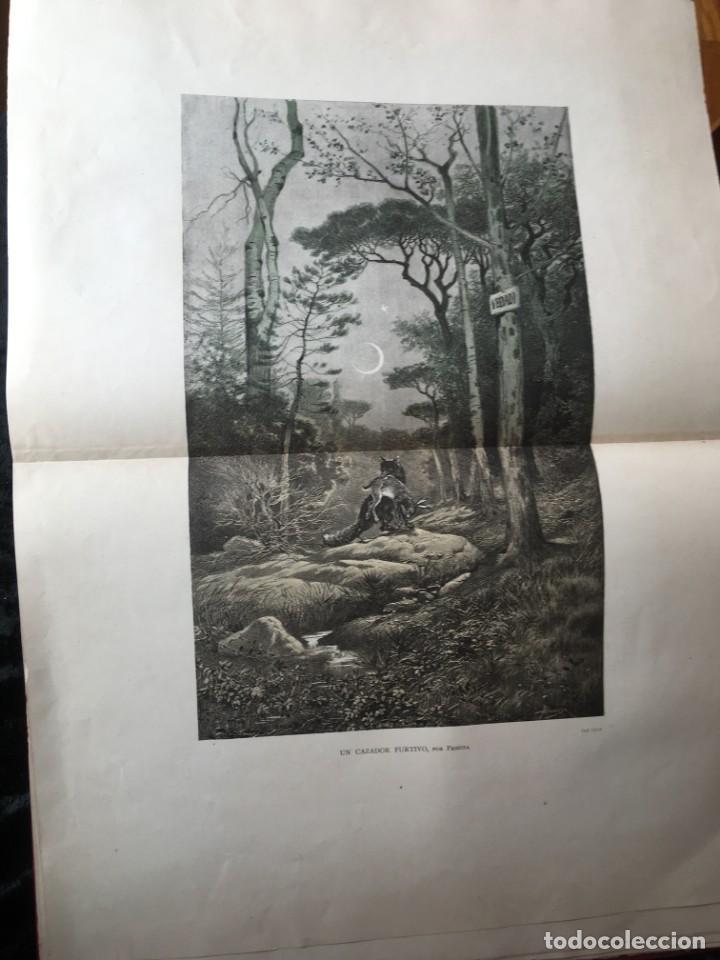 Libros antiguos: LA CAZA EN TODOS LOS PAISES Y A TRAVES DE LOS SIGLOS - CAMPWELL - 1886 - MUY ILUSTRADO - 4 TOMOS - Foto 43 - 155512942