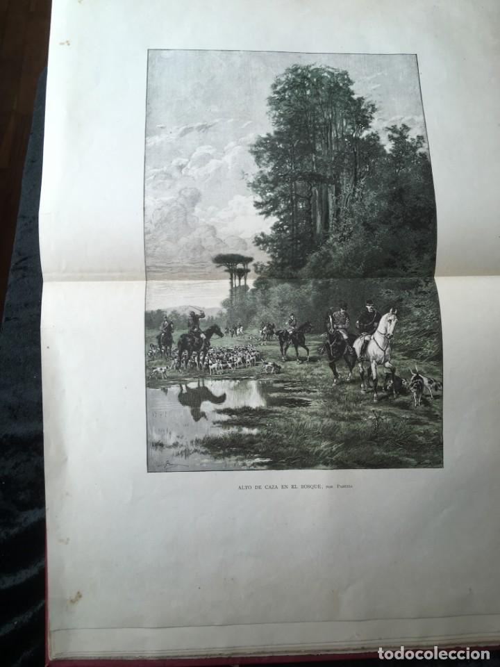 Libros antiguos: LA CAZA EN TODOS LOS PAISES Y A TRAVES DE LOS SIGLOS - CAMPWELL - 1886 - MUY ILUSTRADO - 4 TOMOS - Foto 45 - 155512942