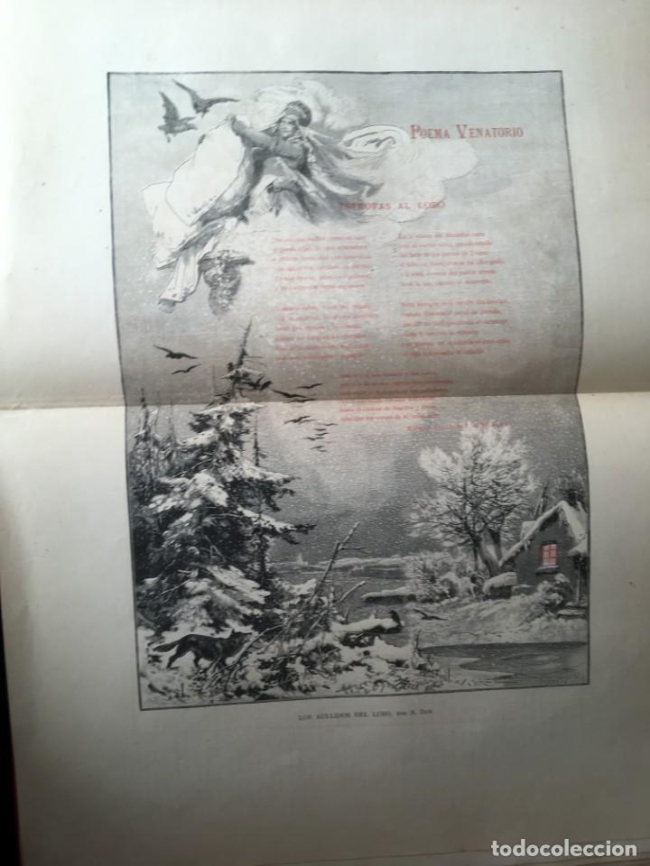 Libros antiguos: LA CAZA EN TODOS LOS PAISES Y A TRAVES DE LOS SIGLOS - CAMPWELL - 1886 - MUY ILUSTRADO - 4 TOMOS - Foto 51 - 155512942