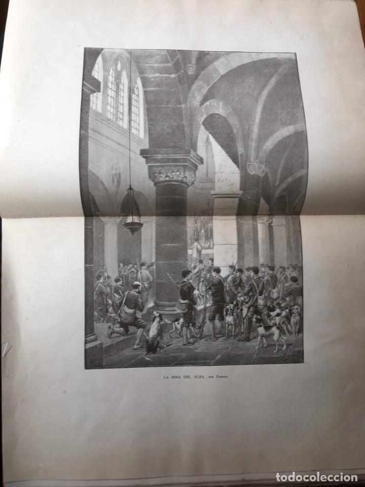 Libros antiguos: LA CAZA EN TODOS LOS PAISES Y A TRAVES DE LOS SIGLOS - CAMPWELL - 1886 - MUY ILUSTRADO - 4 TOMOS - Foto 56 - 155512942