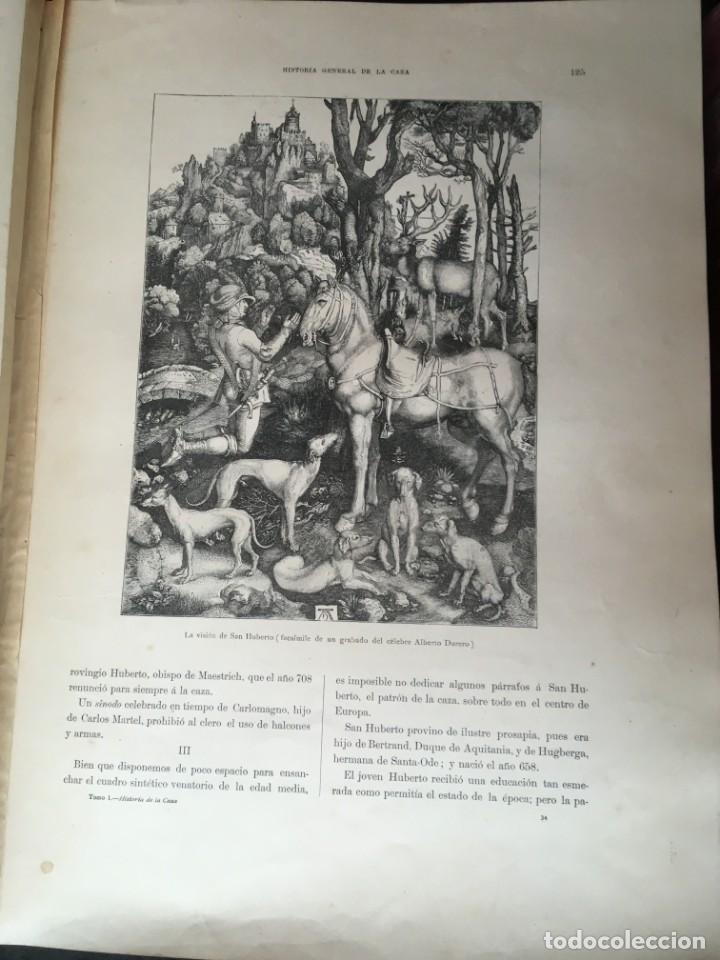 Libros antiguos: LA CAZA EN TODOS LOS PAISES Y A TRAVES DE LOS SIGLOS - CAMPWELL - 1886 - MUY ILUSTRADO - 4 TOMOS - Foto 67 - 155512942