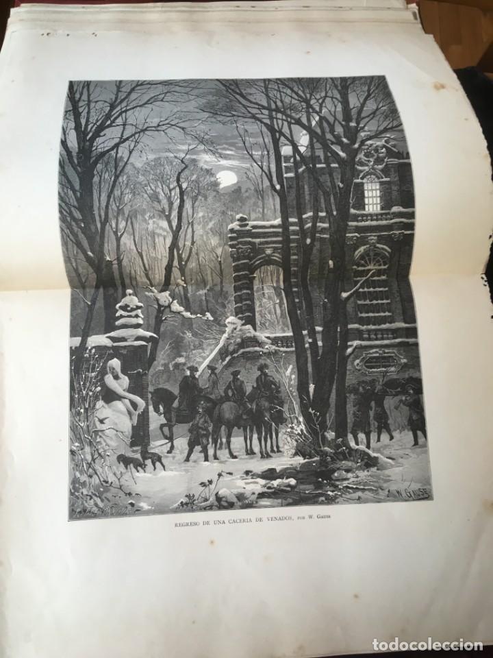Libros antiguos: LA CAZA EN TODOS LOS PAISES Y A TRAVES DE LOS SIGLOS - CAMPWELL - 1886 - MUY ILUSTRADO - 4 TOMOS - Foto 69 - 155512942