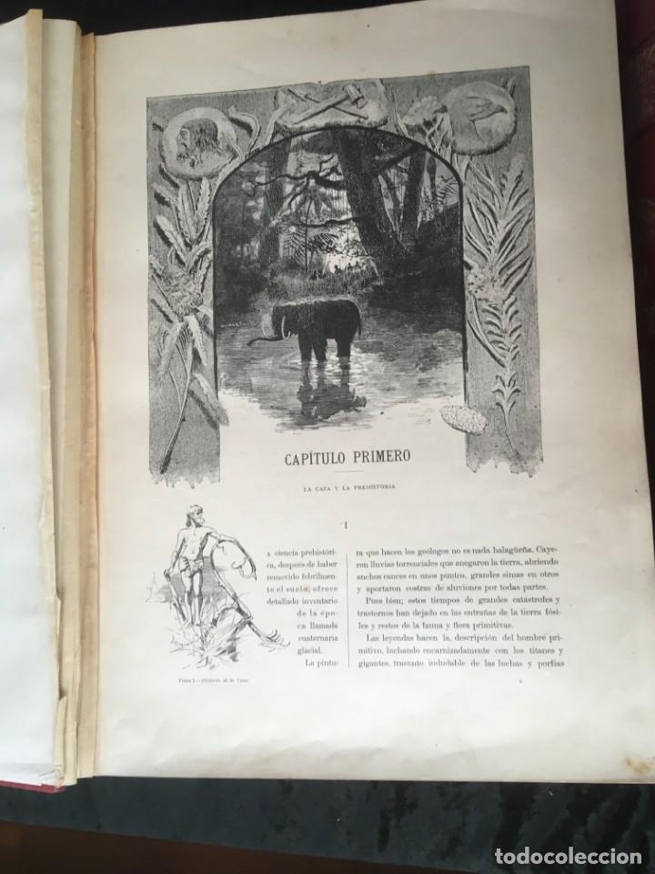 Libros antiguos: LA CAZA EN TODOS LOS PAISES Y A TRAVES DE LOS SIGLOS - CAMPWELL - 1886 - MUY ILUSTRADO - 4 TOMOS - Foto 77 - 155512942