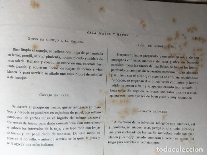 Libros antiguos: LA CAZA EN TODOS LOS PAISES Y A TRAVES DE LOS SIGLOS - CAMPWELL - 1886 - MUY ILUSTRADO - 4 TOMOS - Foto 85 - 155512942