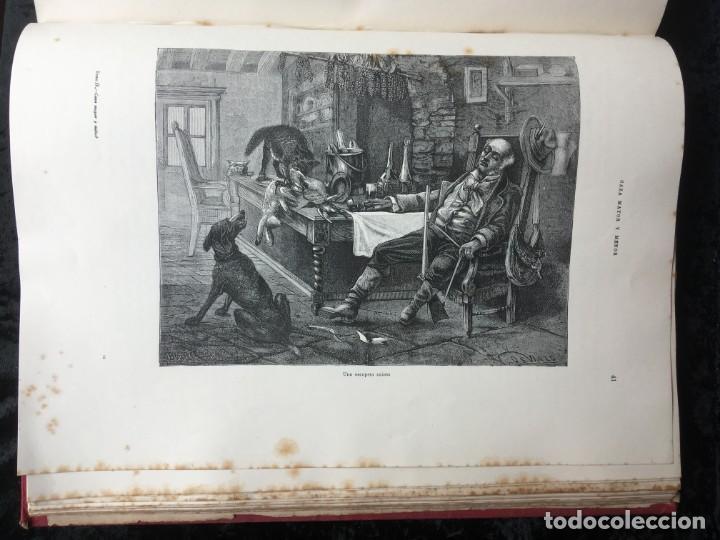 Libros antiguos: LA CAZA EN TODOS LOS PAISES Y A TRAVES DE LOS SIGLOS - CAMPWELL - 1886 - MUY ILUSTRADO - 4 TOMOS - Foto 91 - 155512942