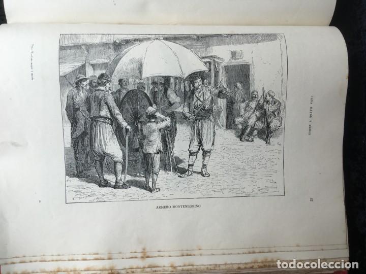 Libros antiguos: LA CAZA EN TODOS LOS PAISES Y A TRAVES DE LOS SIGLOS - CAMPWELL - 1886 - MUY ILUSTRADO - 4 TOMOS - Foto 92 - 155512942