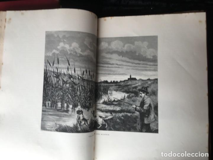 Libros antiguos: LA CAZA EN TODOS LOS PAISES Y A TRAVES DE LOS SIGLOS - CAMPWELL - 1886 - MUY ILUSTRADO - 4 TOMOS - Foto 94 - 155512942