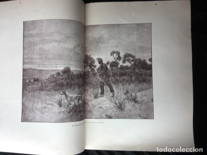 Libros antiguos: LA CAZA EN TODOS LOS PAISES Y A TRAVES DE LOS SIGLOS - CAMPWELL - 1886 - MUY ILUSTRADO - 4 TOMOS - Foto 99 - 155512942