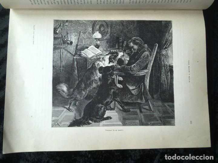 Libros antiguos: LA CAZA EN TODOS LOS PAISES Y A TRAVES DE LOS SIGLOS - CAMPWELL - 1886 - MUY ILUSTRADO - 4 TOMOS - Foto 106 - 155512942