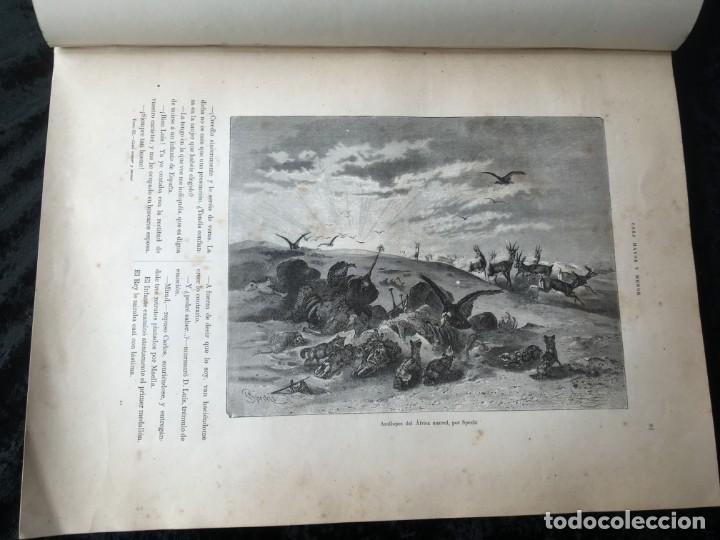 Libros antiguos: LA CAZA EN TODOS LOS PAISES Y A TRAVES DE LOS SIGLOS - CAMPWELL - 1886 - MUY ILUSTRADO - 4 TOMOS - Foto 108 - 155512942