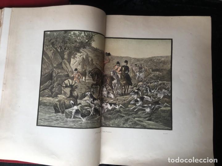 Libros antiguos: LA CAZA EN TODOS LOS PAISES Y A TRAVES DE LOS SIGLOS - CAMPWELL - 1886 - MUY ILUSTRADO - 4 TOMOS - Foto 111 - 155512942