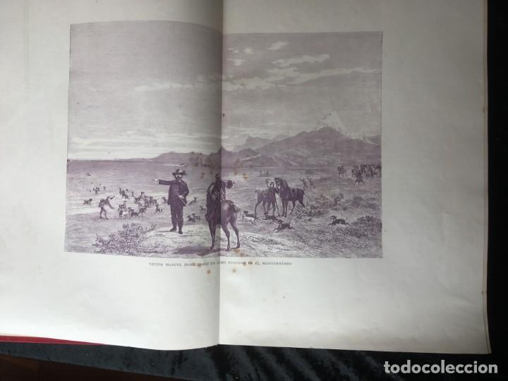 Libros antiguos: LA CAZA EN TODOS LOS PAISES Y A TRAVES DE LOS SIGLOS - CAMPWELL - 1886 - MUY ILUSTRADO - 4 TOMOS - Foto 113 - 155512942