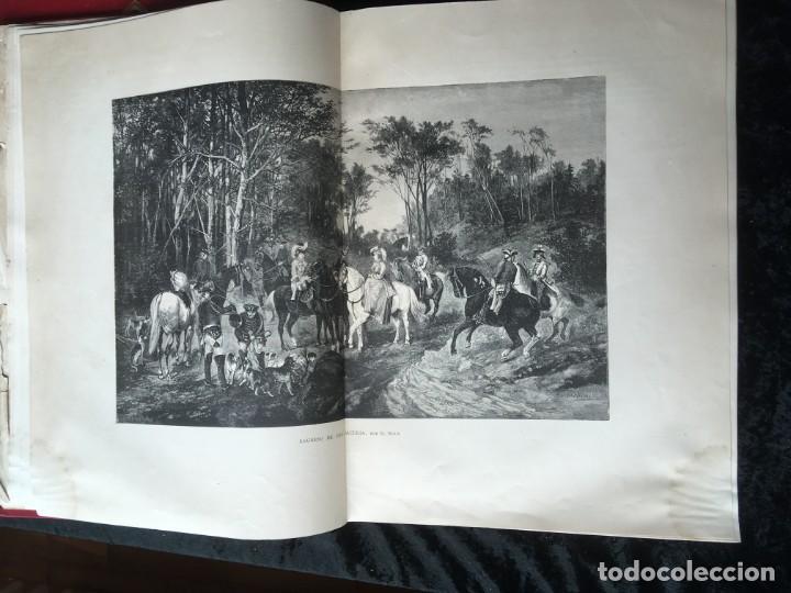 Libros antiguos: LA CAZA EN TODOS LOS PAISES Y A TRAVES DE LOS SIGLOS - CAMPWELL - 1886 - MUY ILUSTRADO - 4 TOMOS - Foto 118 - 155512942