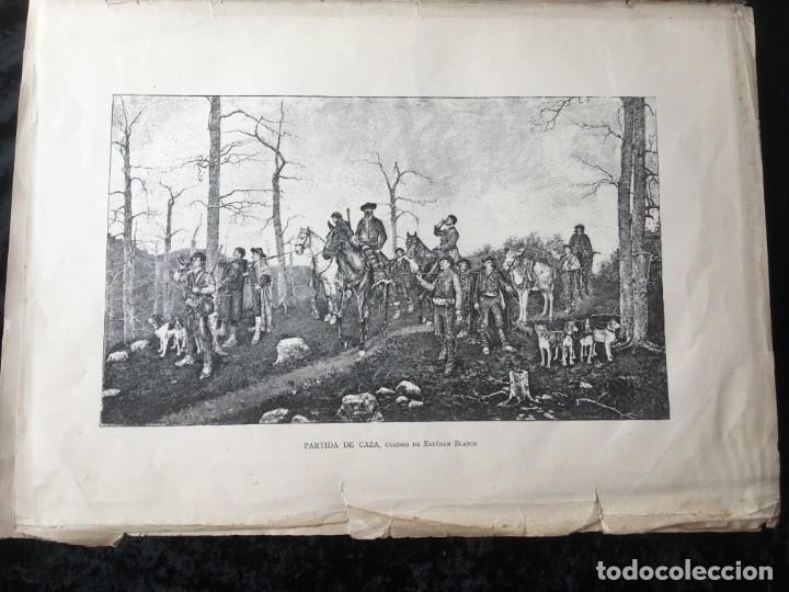 Libros antiguos: LA CAZA EN TODOS LOS PAISES Y A TRAVES DE LOS SIGLOS - CAMPWELL - 1886 - MUY ILUSTRADO - 4 TOMOS - Foto 120 - 155512942