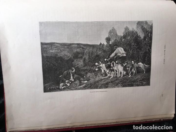Libros antiguos: LA CAZA EN TODOS LOS PAISES Y A TRAVES DE LOS SIGLOS - CAMPWELL - 1886 - MUY ILUSTRADO - 4 TOMOS - Foto 125 - 155512942
