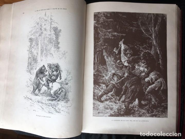 Libros antiguos: LA CAZA EN TODOS LOS PAISES Y A TRAVES DE LOS SIGLOS - CAMPWELL - 1886 - MUY ILUSTRADO - 4 TOMOS - Foto 131 - 155512942