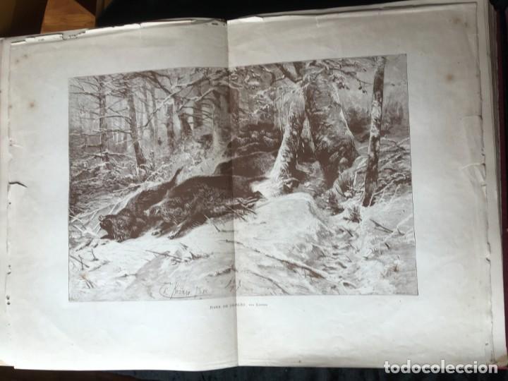 Libros antiguos: LA CAZA EN TODOS LOS PAISES Y A TRAVES DE LOS SIGLOS - CAMPWELL - 1886 - MUY ILUSTRADO - 4 TOMOS - Foto 132 - 155512942