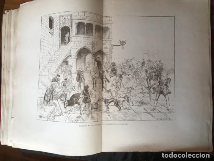 Libros antiguos: LA CAZA EN TODOS LOS PAISES Y A TRAVES DE LOS SIGLOS - CAMPWELL - 1886 - MUY ILUSTRADO - 4 TOMOS - Foto 135 - 155512942