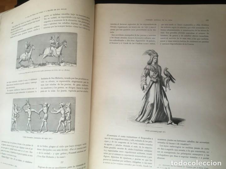 Libros antiguos: LA CAZA EN TODOS LOS PAISES Y A TRAVES DE LOS SIGLOS - CAMPWELL - 1886 - MUY ILUSTRADO - 4 TOMOS - Foto 136 - 155512942