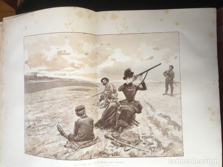 Libros antiguos: LA CAZA EN TODOS LOS PAISES Y A TRAVES DE LOS SIGLOS - CAMPWELL - 1886 - MUY ILUSTRADO - 4 TOMOS - Foto 142 - 155512942