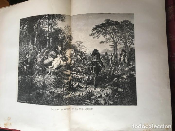 Libros antiguos: LA CAZA EN TODOS LOS PAISES Y A TRAVES DE LOS SIGLOS - CAMPWELL - 1886 - MUY ILUSTRADO - 4 TOMOS - Foto 143 - 155512942