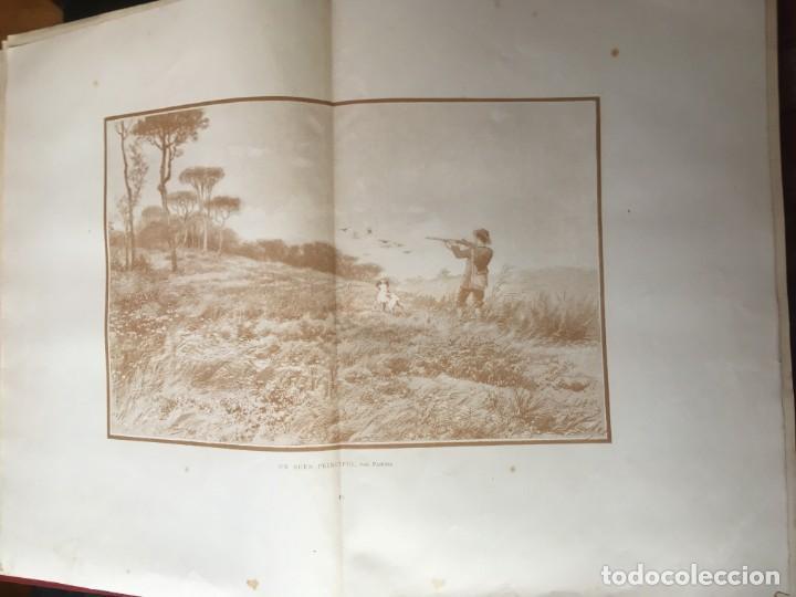 Libros antiguos: LA CAZA EN TODOS LOS PAISES Y A TRAVES DE LOS SIGLOS - CAMPWELL - 1886 - MUY ILUSTRADO - 4 TOMOS - Foto 144 - 155512942