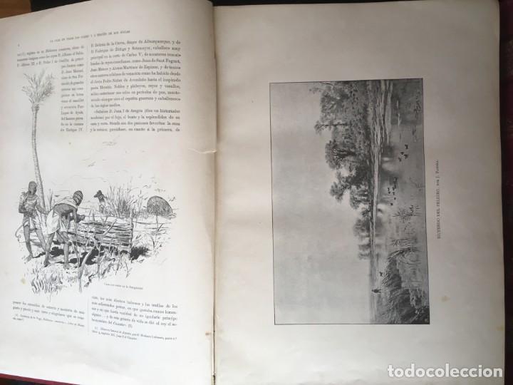 Libros antiguos: LA CAZA EN TODOS LOS PAISES Y A TRAVES DE LOS SIGLOS - CAMPWELL - 1886 - MUY ILUSTRADO - 4 TOMOS - Foto 145 - 155512942