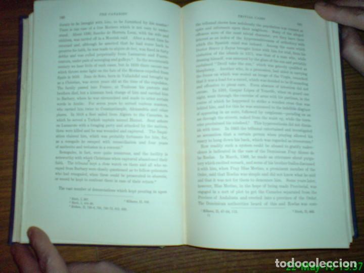 Libros antiguos: H. C. LEA - LA INQUISICIÓN EN CANARIAS MÉXICO PERÚ COLOMBIA ITALIA SICILIA ... 1908 1ª EDICIÓN - Foto 4 - 155529034