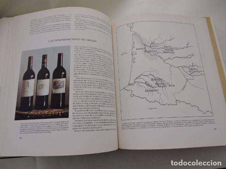 Libros antiguos: EL GRAN LIBRO DEL VINO Editorial BUME 1977 - Foto 4 - 155556458