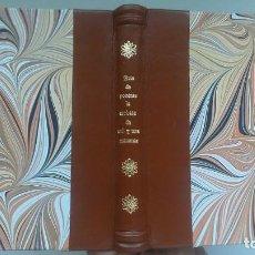 Libros antiguos: ARTE DE PONERSE LA CORBATA DE MIL Y UNA MANERAS [FACSÍMIL, 1832 PERO 1987]. ENCUADERNACIÓN ARTESANAL. Lote 155597522