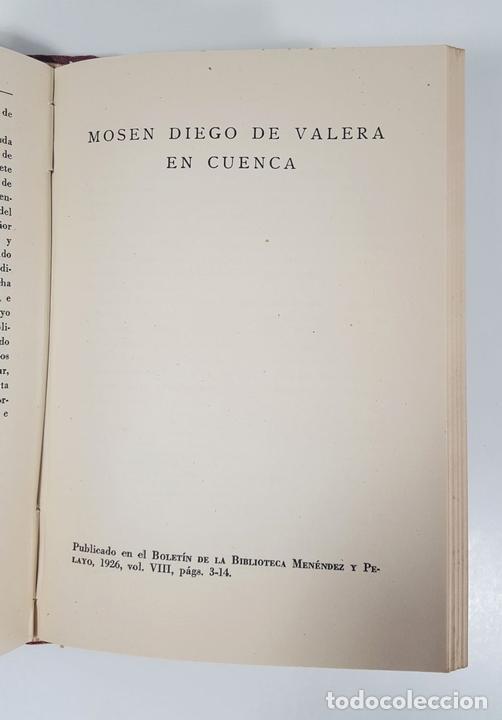 Libros antiguos: MOROS Y CRISTIANOS EN ESPAÑA MEDIEVAL. ÁNGEL GONZÁLEZ PALENCIA. MADRID. 1945. - Foto 9 - 155624094