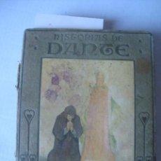 Libros antiguos: HISTORIAS DE DANTE. DIVINA COMEDIA - DANTE ALIGHIERI, MARY MACGREGOR Y R. T. ROSE (ARALUCE, 1914). Lote 155734702