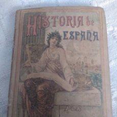 Libros antiguos: HISTORIA DE ESPAÑA POR S.CALLEJA. Lote 155784609