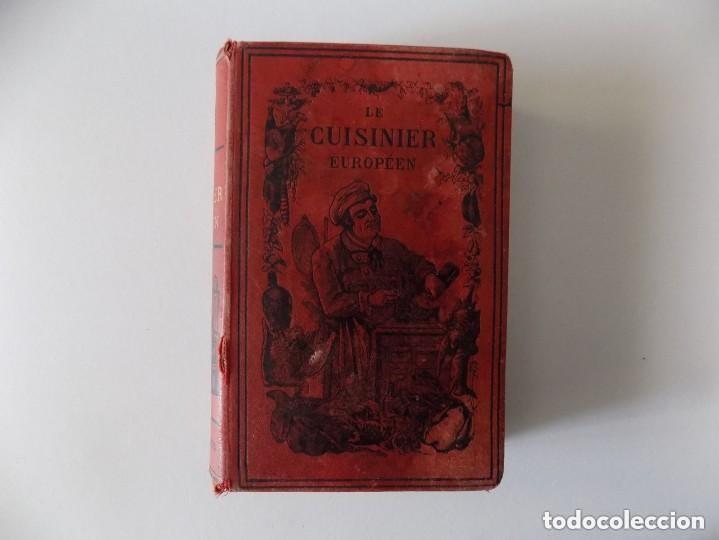 Libros antiguos: LIBRERIA GHOTICA. LE CUISINIER EUROPEEN. PAR JULES BRETEUIL.1880. ILUSTRADO CON GRABADOS. - Foto 2 - 155809914