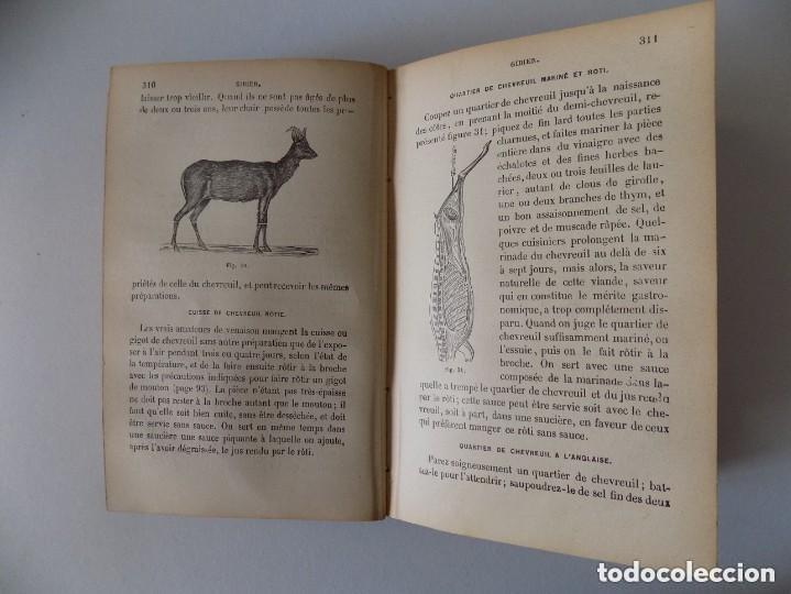 Libros antiguos: LIBRERIA GHOTICA. LE CUISINIER EUROPEEN. PAR JULES BRETEUIL.1880. ILUSTRADO CON GRABADOS. - Foto 6 - 155809914