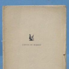 Libros antiguos: 1893.- CARTAS DE MUJERES. JACINTO BENAVENTE. Lote 155839874