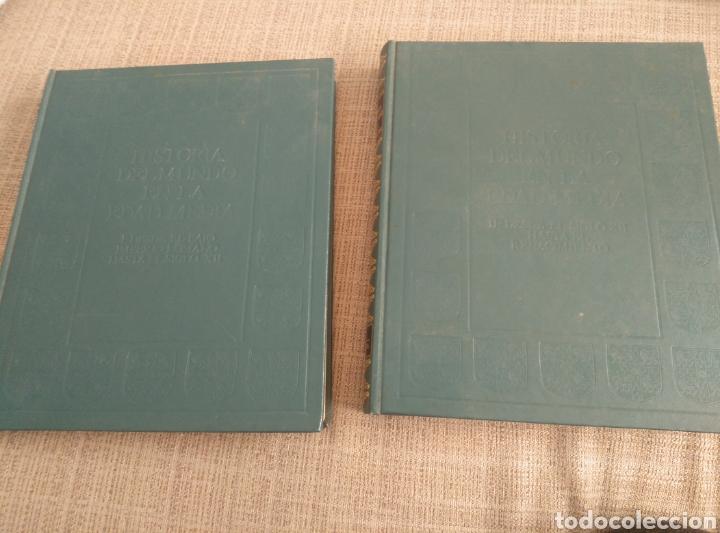 HISTORIA DEL MUNDO EN LA EDAD MEDIA - TOMOS (Libros Antiguos, Raros y Curiosos - Historia - Otros)