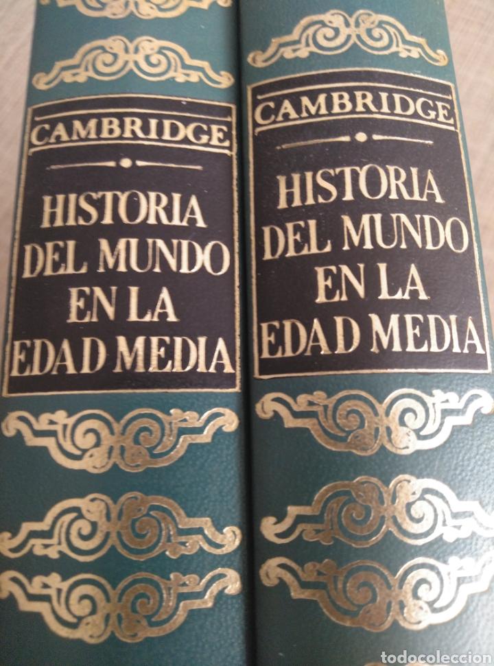 Libros antiguos: Historia Del Mundo En la Edad Media - Tomos - Foto 2 - 155896072