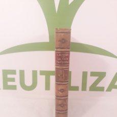 Libros antiguos: LA CAJA DE PANDORA.J DE RAMIREZ.TOMO PRIMERO 1862.. Lote 155918350
