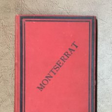 Libros antiguos: MONTSERRAT. ÁLBUM CON 25 FOTOGRAFÍAS. HACIA 1880.. Lote 155954602
