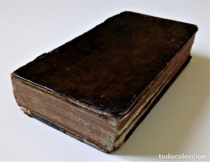 Libros antiguos: 1758 Principes généraux et raisonnés de la GRAMMAIRE FRANCOISE de M. RESTAUT. - Gramática francesa - Foto 2 - 155954886