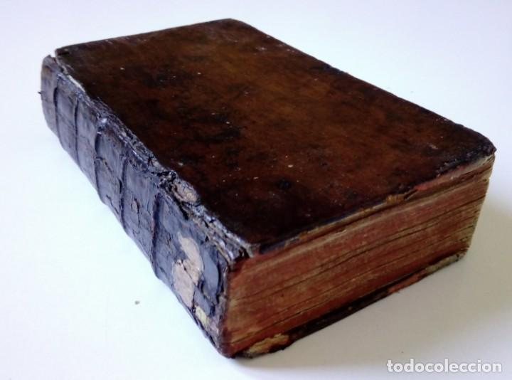 Libros antiguos: 1758 Principes généraux et raisonnés de la GRAMMAIRE FRANCOISE de M. RESTAUT. - Gramática francesa - Foto 3 - 155954886