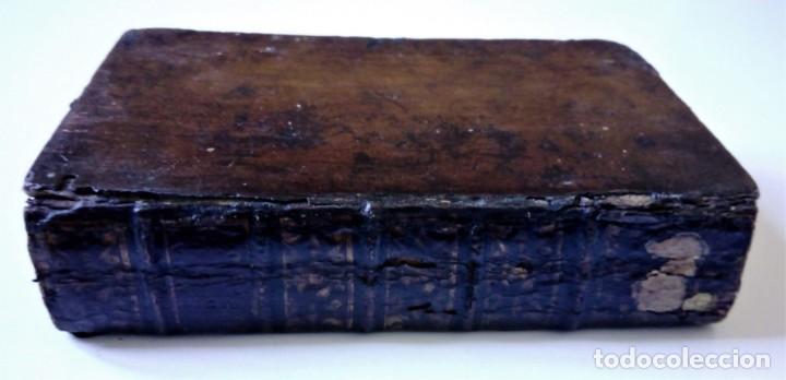 Libros antiguos: 1758 Principes généraux et raisonnés de la GRAMMAIRE FRANCOISE de M. RESTAUT. - Gramática francesa - Foto 4 - 155954886