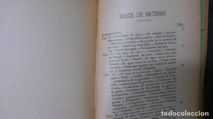 Libros antiguos: MANUALES SOLER-MÁQUINAS E INSTALACIONES HIDRÁULICAS - Foto 3 - 155962866