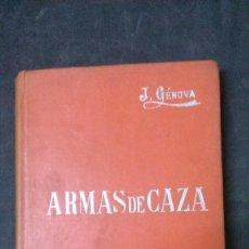 Libros antiguos: MANUALES SOLER-ARMAS DE CAZA. Lote 155974214
