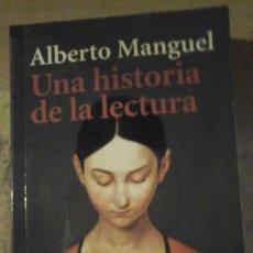 Libros antiguos: UNA HISTORIA DE LA LECTURA (MADRID, 2006). Lote 155978198