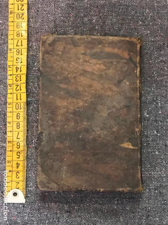 Libros antiguos: MISCELANEA COMPLETA INSTRUCTIVA, CURIOSA - JUEGOS DE NAIPES · AÑO 1828 - J.A.J.FORNESA - PERGAMINO. - Foto 3 - 155997906