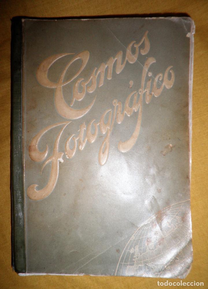 ANTIGUO CATALOGO DE APARATOS DE FOTOGRAFIA COSMOS FOTOGRAFICO - AÑO 1910 - MUY ILUSTRADO. (Libros Antiguos, Raros y Curiosos - Ciencias, Manuales y Oficios - Otros)