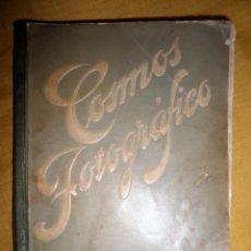 Libros antiguos: ANTIGUO CATALOGO DE APARATOS DE FOTOGRAFIA COSMOS FOTOGRAFICO - AÑO 1910 - MUY ILUSTRADO.. Lote 155998786